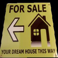 Estate Agent Signage