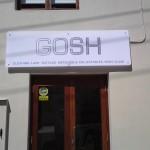 installed gosh
